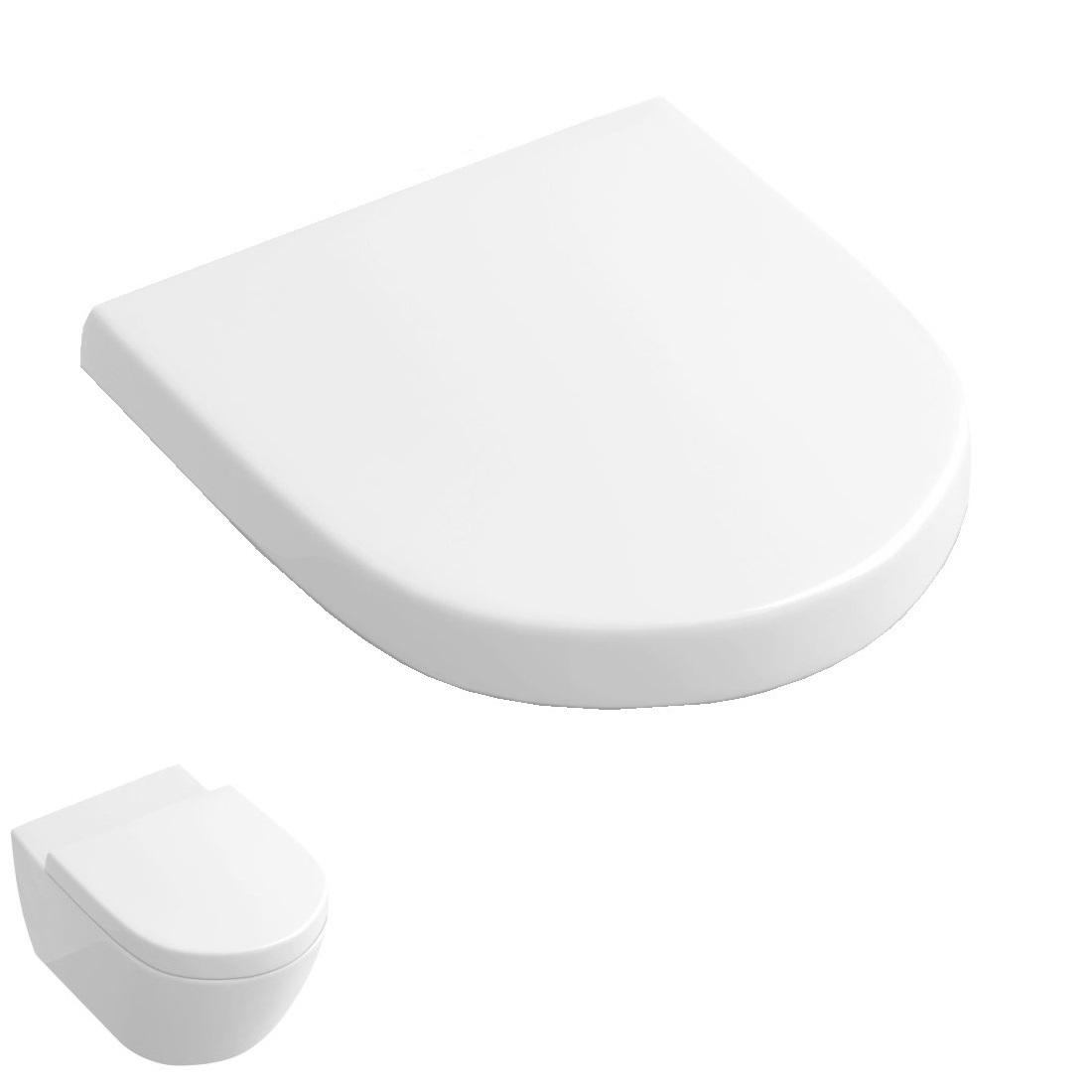 neg ersatz toilettendeckel brille h nge wc uno11rk wei. Black Bedroom Furniture Sets. Home Design Ideas