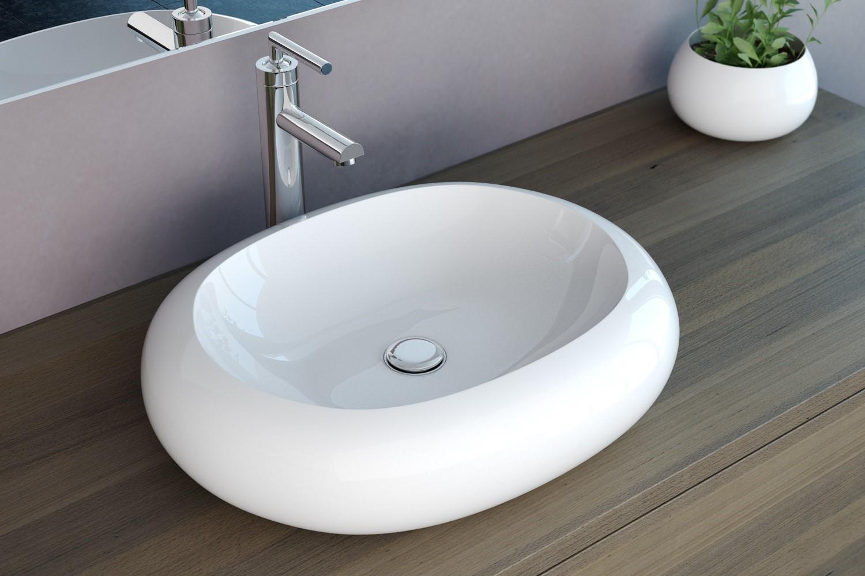 neg waschbecken uno26a aufsatz waschschale aufsatzbecken. Black Bedroom Furniture Sets. Home Design Ideas