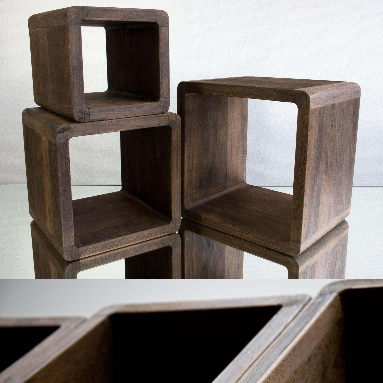 Beistelltisch set 3 teilig holz - Moderne zimmerturen ...