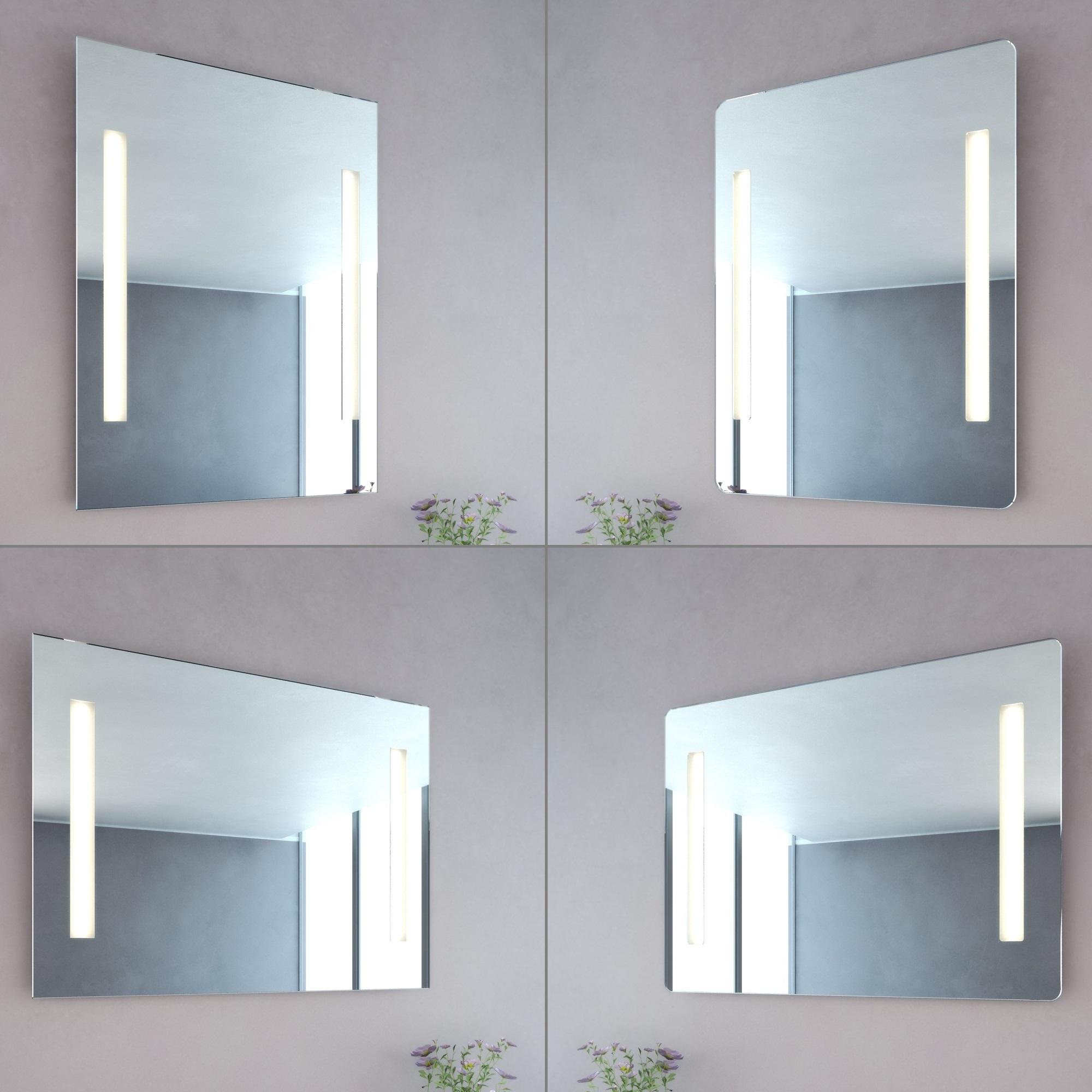 VA0008_1 Stilvolle Spiegel Mit Integrierter Beleuchtung Dekorationen