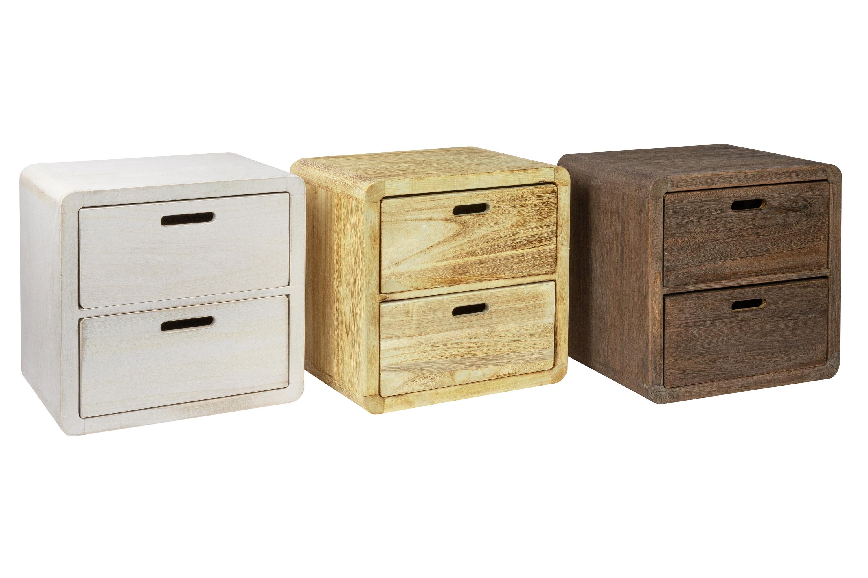 neg schubladen schrank vinuja 3 teilig beistelltisch. Black Bedroom Furniture Sets. Home Design Ideas